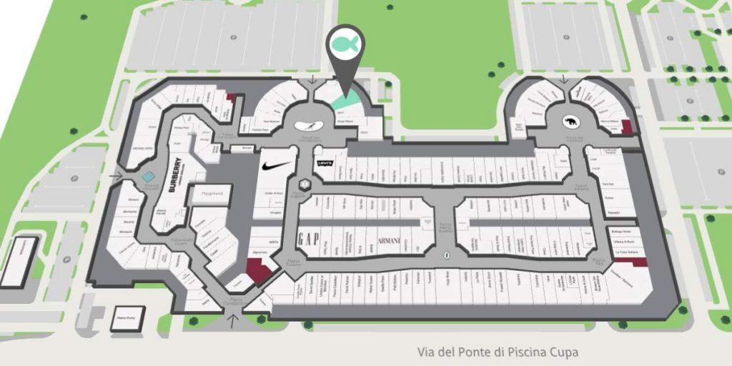 Antica Sartoria Punti Vendita Outlet Castelromano