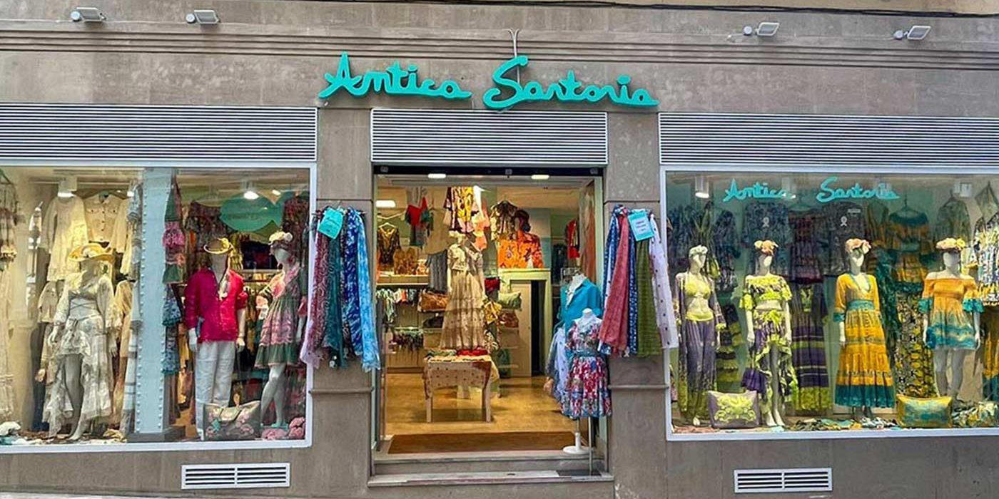 Antica Sartoria Positano Scopri i nostri punti vendita in italia e nel mondo